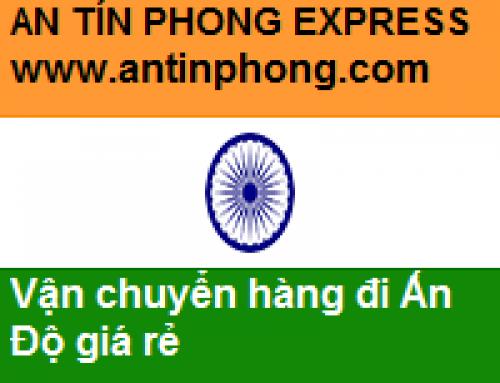 Gửi hàng đi Ấn Độ